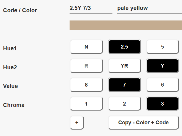 LogitEasy Munsell Soil Color Calculator